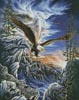 10 Eagles - Cross Stitch Chart