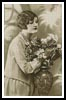 1920's Lady - Cross Stitch Chart