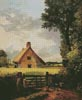 A Cottage in a Cornfield - Cross Stitch Chart