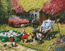 A Day with Grandad - Cross Stitch Chart