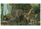 African Rainforest - Cross Stitch Chart