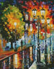 After a Night Rain - Cross Stitch Chart