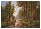 After the Rain - Cross Stitch Chart