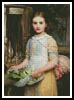 Portrait of Agnes Phoebe Burra - Cross Stitch Chart