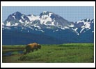 Alaska 2 - Cross Stitch Chart