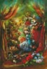 Alice Locomotion (Large) - Cross Stitch Chart