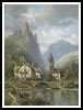 An Alpine Village - Cross Stitch Chart