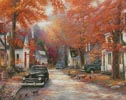 A Moment on Memory Lane (Crop 1) - Cross Stitch Chart