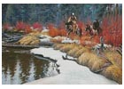 Among the Red Willows - Cross Stitch Chart