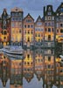 Amsterdam Reflections - Cross Stitch Chart