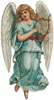 Angel 2 - Cross Stitch Chart