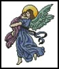 Angel Hug - Cross Stitch Chart