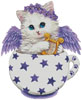 Angel Kitty Cup - Cross Stitch Chart