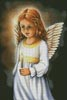 Angel of the Light - Cross Stitch Chart
