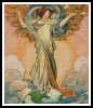 Angel of the World - Cross Stitch Chart