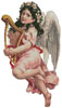 Angel with Harp - Cross Stitch Chart