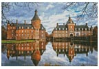Anholt Castle, Germany - Cross Stitch Chart
