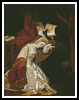 Anne Boleyn in the Tower - Cross Stitch Chart