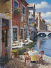 Annecy Patio - Cross Stitch Chart