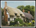 Anne Hathaways Cottage Photo - Cross Stitch Chart