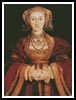 Anne of Cleves - Cross Stitch Chart