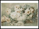 Antique Roses - Cross Stitch Chart