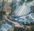 A Path well Chosen (Cushion) - Cross Stitch Chart