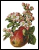 Apple Blossom - Cross Stitch Chart