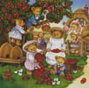 Apple Harvest - Cross Stitch Chart