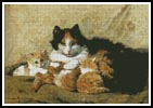 A Proud Mother - Cross Stitch Chart