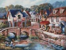 A Quiet Afternoon - Cross Stitch Chart