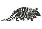 Armadillos - Cross Stitch Chart