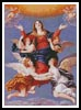 Assumption of the Virgin - Cross Stitch Chart