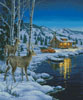 At Waters Edge - Cross Stitch Chart