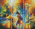 Aura of Autumn (Large) - Cross Stitch Chart