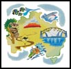 Australia 2 - Cross Stitch Chart