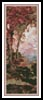 Autumnal Woods Bookmark - Cross Stitch Chart