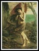 Autumn Angel - Cross Stitch Chart