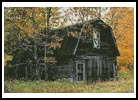 Autumn Barn - Cross Stitch Chart