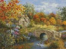 Autumn Beauty - Cross Stitch Chart