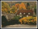 Autumn Cottage - Cross Stitch Chart