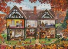 Autumn House - Cross Stitch Chart