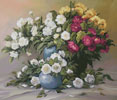 Autumn in Petals - Cross Stitch Chart