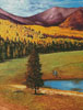 Autumn in the San Francisco Mountains - Cross Stitch Chart