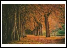 Autumn Landscape - Cross Stitch Chart