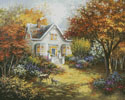 Autumn Overtures - Cross Stitch Chart