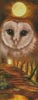 Autumn Owl - Cross Stitch Chart