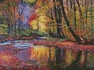 Autumn Prelude - Cross Stitch Chart