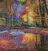 Autumn Prelude (Crop) - Cross Stitch Chart