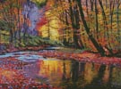Autumn Prelude (Large) - Cross Stitch Chart
